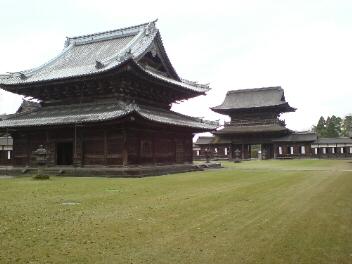 瑞龍寺(Zuiryuji)